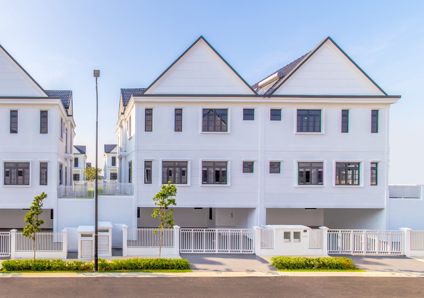 3 Storey Semi Detached House @ Eco Botanic