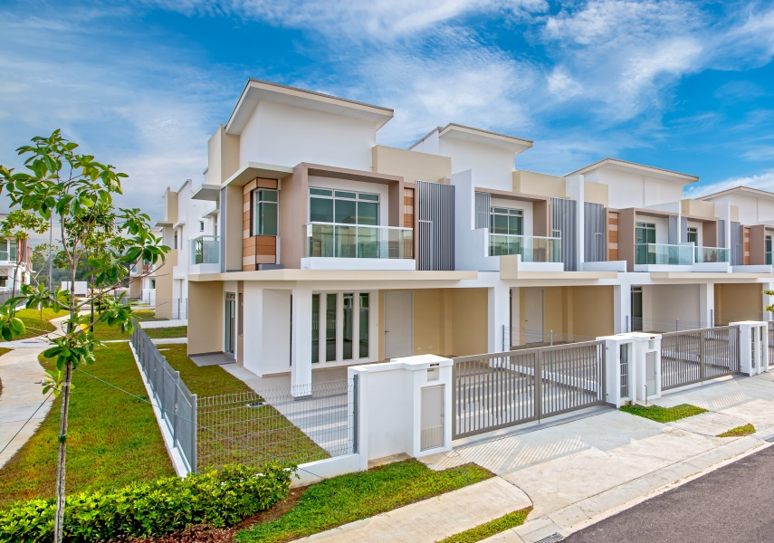 2 Storey Terrace House @ Aspira Lake Homes